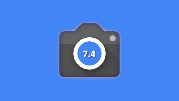 Google Камера 7.4