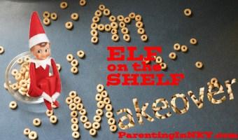 An Elf On The Shelf Makeover