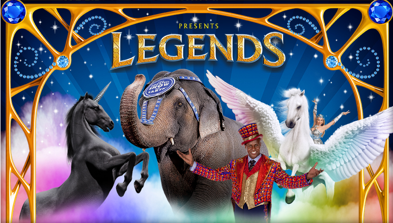 4 The Love Of Family! Ringling Bros & Barnum and Bailey Circus: Legends 2015