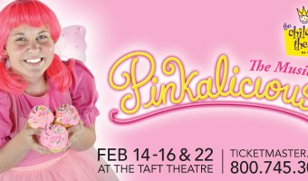 Pinkalicious The Musical Performed By The Children's Theater Of Cincinnati *GIVEAWAY*