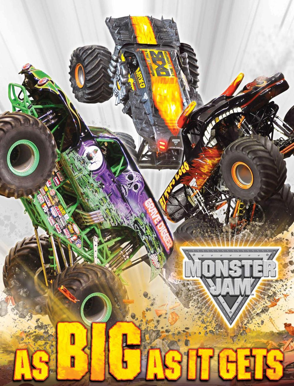 Did You Know Monster Jam Fast Facts The Love Of Family