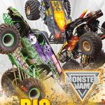 Monster Jam 2016 In Cincinnati