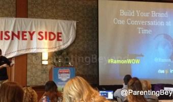 Ramon DeLeon   #DSMMoms #DisneyOTR #Chicago2014