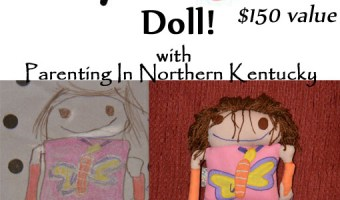 Cryoow! Doll Giveaway & #ChristmasInJuly Giveaway Hop Grand Prize