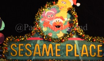 Sesame Place: A Very Furry Christmas – December 2013