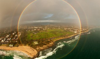 Have You Ever Seen A 360*, Full Circle Rainbow?
