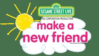 Sesame Street Live In Cincinnati 2015: Make A New Friend