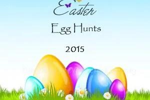 Northern Kentucky Easter Egg Hunts 2015
