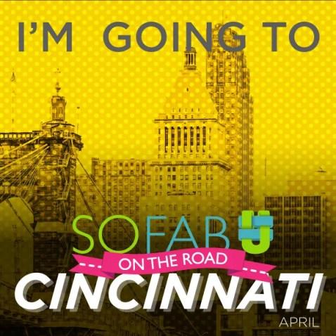 You're Invited to SoFabU in Cincinnati!