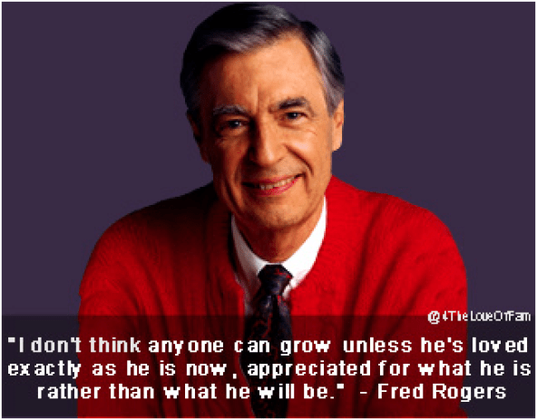 Mr Rogers Quote 4 The Love Of Family