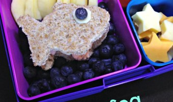 Under The Sea Bento Lunch from LunchBox Dad