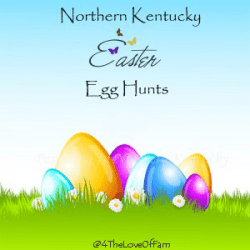 Northern Kentucky Easter Egg Hunts