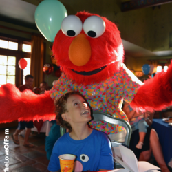"""Breakfast On Sesame Street??  Beaches Resorts' Sesame Street character breakfasts allow for a laid back time to """"hang out"""" with the whole gang!"""