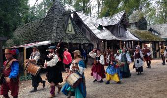 A Rendezvous of Culture At The Ohio Renaissance Festival