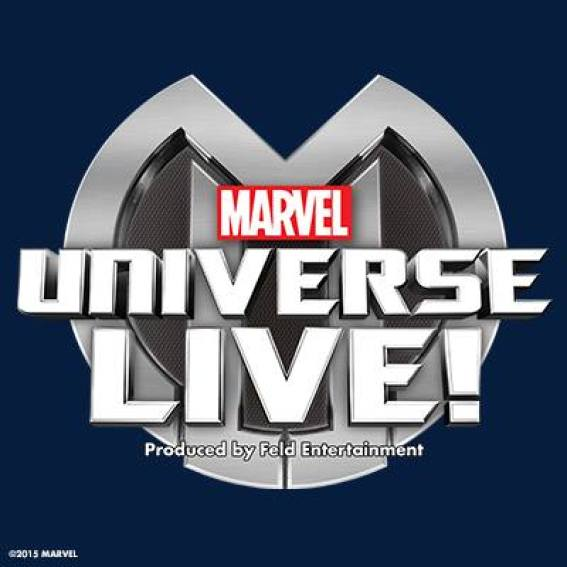 Marvel Universe Live in Cincinnati!