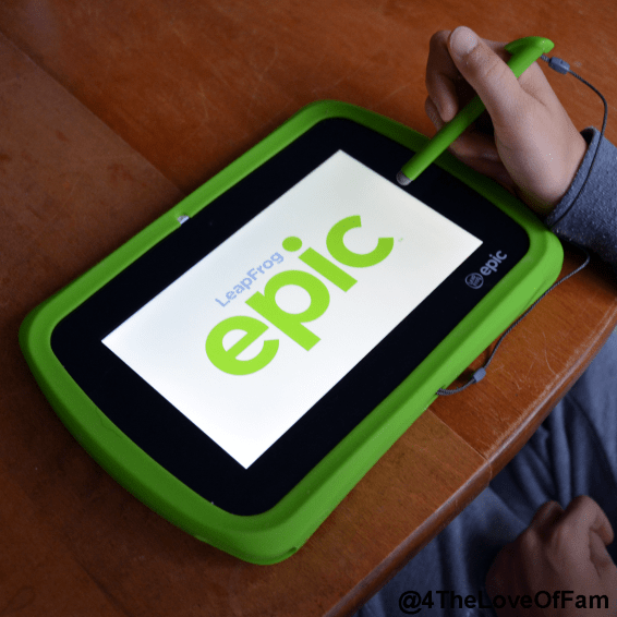 Adding Google Play Apps To The Leapfrog Epic - 4 The Love Of Family