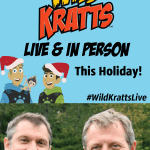 Win The ULTIMATE Wild Kratts Holiday Gift!