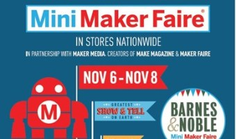 Barnes & Noble's First Ever National Maker Faire