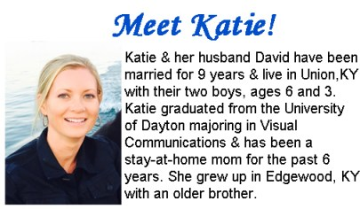 Meet Katie Linich - Guest Contributor for 4 The Love Of Family