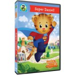 "Daniel Tiger's Neighborhood DVD ""Super Daniel!"""