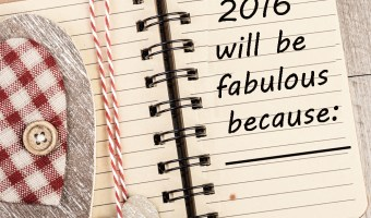 Why Will Your 2016 Be Fabulous?