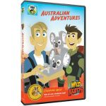 "WILD KRATTS DVD ""Australian Adventures"""