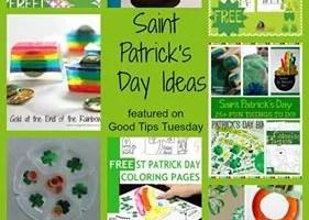 Saint Patrick's Day Ideas