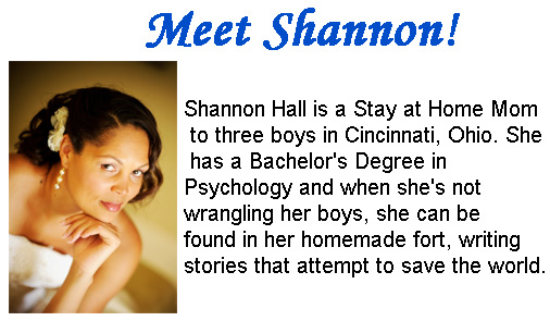Shannon Hall for 4 The Love Of Family!