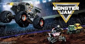 Monster Jam 2016 in Cincinnati