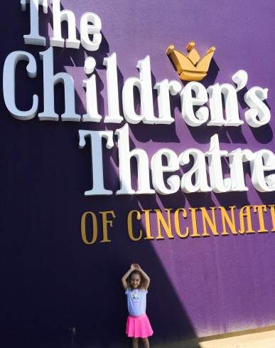 Follow our journey as my 4 year old learns the art of performing! She is loving it! Learning The Art Of Performing In Cincinnati