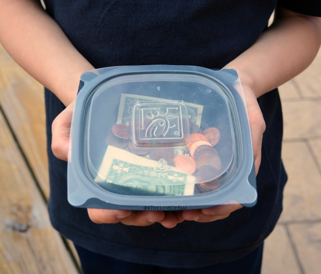 Kids' DIY: Upcycling Disposable Food Containers