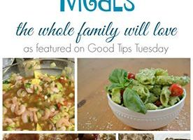 Easy Healthy Family Meals From The GTTuesday Link Up
