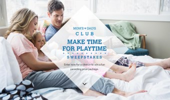 Celebrating Parents With A Parents' Day Giveaway