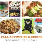 5 Fall Activities & Recipes From #GTTuesday