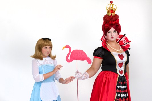 The World-Premiere Of ALICE IN WONDERLAND By The Children's Theatre Of Cincinnati