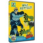 "New WILD KRATTS DVD: ""Wild Reptiles"""
