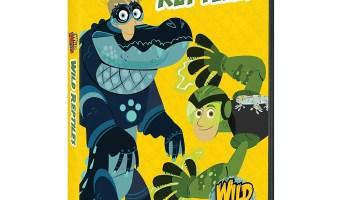 "New WILD KRATTS DVD: ""Wild Reptiles"""