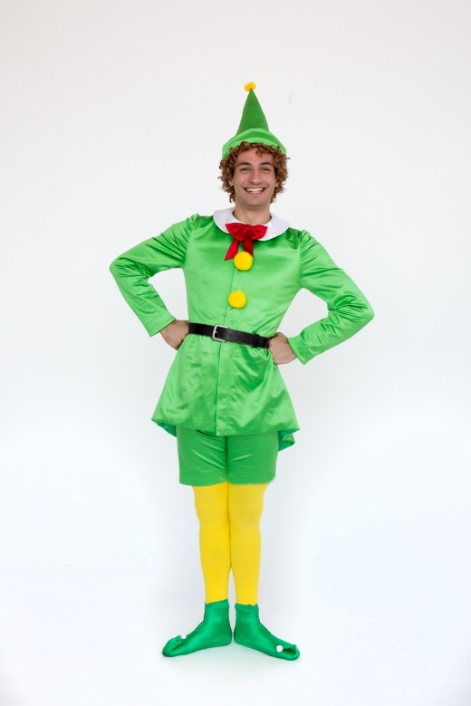 Celebrate The Holiday's With Elf The Musical JR. By The Children's Theatre Of Cincinnati