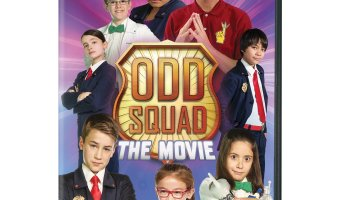 ODD SQUAD: The Movie on DVD + Sneak Peek