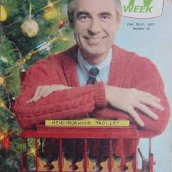 Christmas Isn't Just for Children - Mr. Fred Rogers