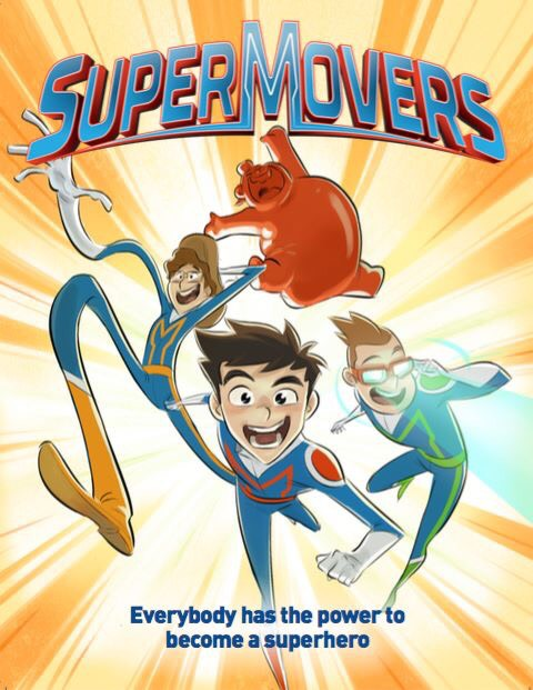 The Imagination Movers Wow Fans With Brand New 'Super Movers' Cartoon
