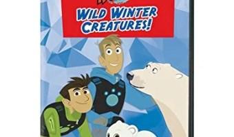 """New WILD KRATTS DVD: """"Winter Creatures"""""""