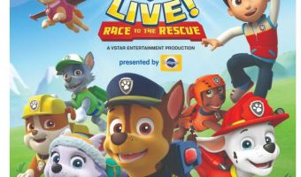 "PAW Patrol Live! ""Race to the Rescue"" In Cincinnati"
