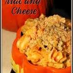 Pumpkin Mac and Cheese #PumpkinWeek
