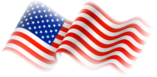 4th of July American Flag Clip-art