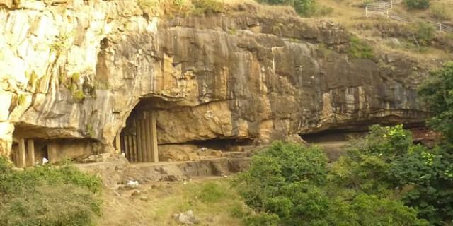 पीतलखोरा की गुफाएं, औरंगाबाद, महाराष्ट्र,famous caves in india