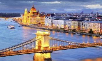 Budapest, bella metrópoli de puentes y fuentes