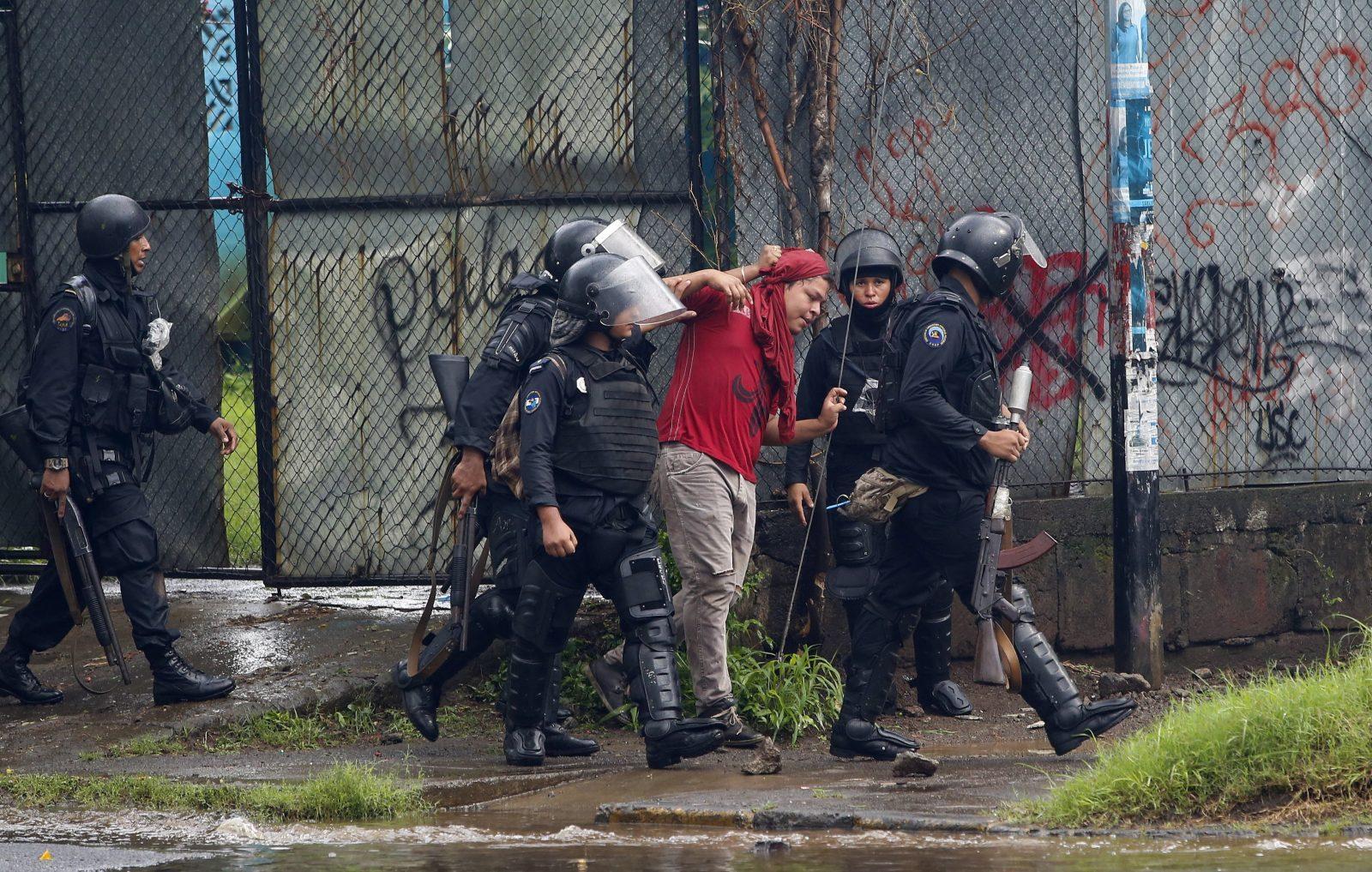 2018, el año en que Daniel Ortega anuló las libertades civiles en Nicaragua