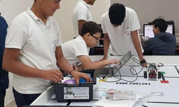 Robótica educativa en el desarrollo de habilidades para el futuro