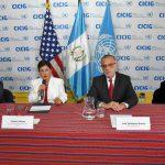 """""""Una comisión internacional contra la impunidad incomoda a todos los sectores"""""""